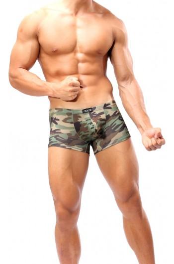 Boxer camuflado