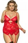 Conjunto Martha - Rojo