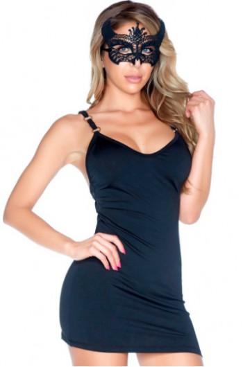 Vestido Grisel XXL - Negro