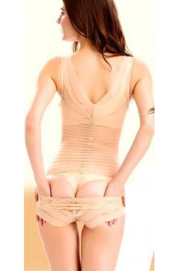 Body reductor con cadera abierta